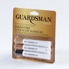 Guardsman Touch-Up Markers