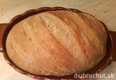 Fotorecept:Celozrný špaldový chlebík s jogurtom.