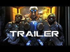 CANNOT WAIT FOR THIS TO COME OUT!!!!!! Gears of War Judgement - Debut Trailer E3 2012 [HD] (XBOX 360)