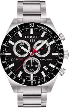 T044.417.21.051.00, T0444172105100, Tissot prs 516 watch, mens