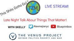 The Venus Project Supporter Live Stream New World Ideas