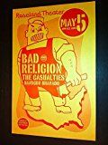#3: Bad Religion Casualties Rare Original Portland Punk Flyer Gig Concert Poster http://ift.tt/2cmJ2tB https://youtu.be/3A2NV6jAuzc