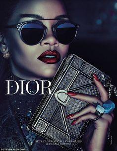d2209a8681d Cultstatus. Rihanna SunglassesDior ...
