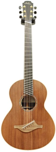 Lowden S-50 Indian Rosewood/Sinker Redwood #20003 Main Product Image