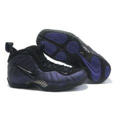 Nike Air Foamposite Pro Purple Varsity Black #Purple #Womens #Sneakers