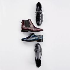 Sapatos derbies em pele, com presilha mexicana Soft Grey | La Redoute