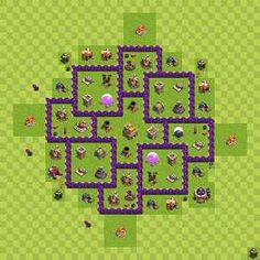 12 Best Town Hall 7 Hybrid Bases 2019 New Cash Of Clan Bases