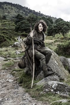Game of Thrones Photo: Meera Reed Game Of Thrones Costumes, Game Of Thrones Tv, Winter Is Here, Winter Is Coming, Ellie Kendrick, Children Of The Forest, Divas, Game Of Thones, Got Characters