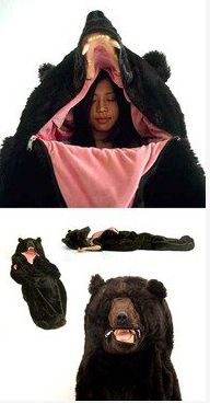 LOL! i want this for my next camping trip  . . .