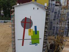 I Voronezh område vil Kandinsky og Malevich 'malerier på højhuse / Kultur / Nyheder / 36on.ru Voronezh byen portal