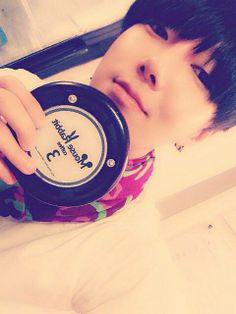 ❤예성❤ 17 May '14 Good morning ~ ^^ cr: facebook/Yesung0084
