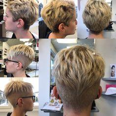#blondhair #shorthair #coiffurecitylangenthal #schwarzkopfproch #igoraroyalhighlifts #unschlaghaarschön Hairstyle