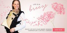 Welcome | best baby carrier, ergonomic, organic, stylish | LÍLLÉbaby