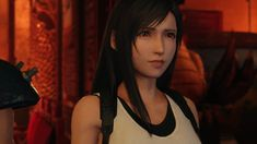 Final Fantasy Girls, Final Fantasy Vii, Tifa Lockhart, Unreal Engine, Cloud Strife, Cyberpunk, Finals, Hot Guys, Clouds