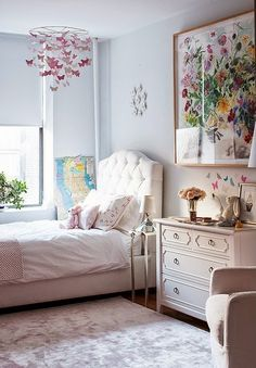 Mix and Chic: Home tour- A chic and fabulous SoHo loft!
