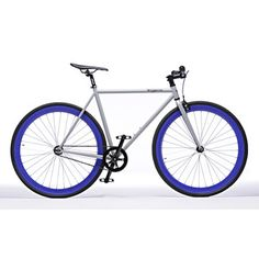 You would get so much hipster tail with this badboy, lol.  Whiskey Fixed Gear Bike by Pure Fix Cycles $250
