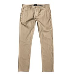 DC Shoes Slim Chino Pant, Man, Khaki