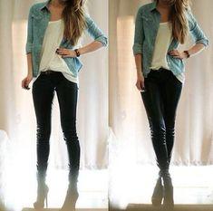 Ich liebe dieses Outfit!!!