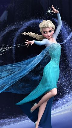 Elsa - Frozen Mobile Wallpaper 2859