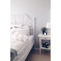 Room inspiration. Tumblr. Leirvik bed. IKEA