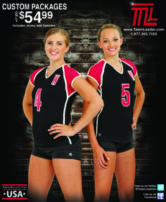 #Custom #volleyball packages, fit for your budget!