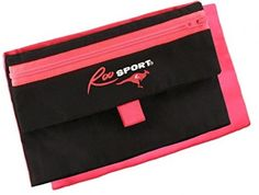 The RooSport 2.0 Pink 6 x4 - The First, Original Magnetic Pocket Attachable #RooSport20