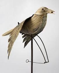 mechanical crow decoy
