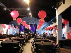 Krew of Mars: 1st Mardi Gras Ball Balloons by Balancia LLC
