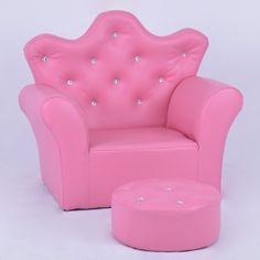 Chesterfield Sofa Custom Fashion Children Furniture Kids Sofa and Ottoman Baby Chair SXBB