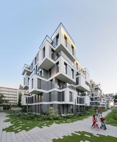 Eike+Becker, Wohnquartier, Berlin