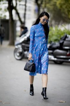 Streetstyle looks from Paris Fashion Week!