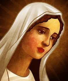 How To Draw Mary, Virgin Mary, Step by Step, Drawing Guide, by Dawn Mother Mary Images, Images Of Mary, Mother Of Christ, Blessed Mother Mary, Gospel Of Mary, Virgin Mary Painting, Online Drawing, My Point Of View, Angel Art