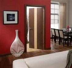 Cava Wenge-Oak Internal Door #wengedoors