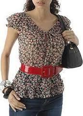 Resultado de imagen para blusas juveniles de moda transparentes