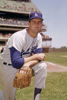 P Don Drysdale, Dodgers All-Star 1959, '61 - '65, '67, '68 #VoteDodgers