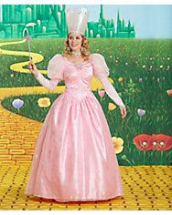 Glinda the Good Witch Wizard of Oz Costume by Deconstructress ...
