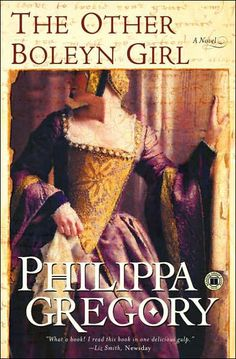 """the other boleyn girl"" by philippa gregory"