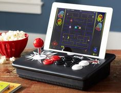 iCade Core iPad Game Controller - $30. I might have to get one of these.