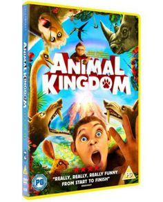 Win ANIMAL KINGDOM: LET'S GO APE DVD'S - U me and the kids