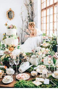 Hochzeitsabenteuer im Wunderland