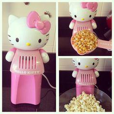 Pipoqueira Hello Kitty