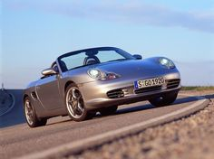 A Look Back at the Car that Saved Porsche: 20 Years of the Boxster