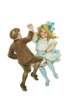 1 1/2 Fabric Cat Button -Chocolate Brown Mint Pastel Victorian Children Back to School Autumn Dance