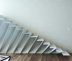 Floating Staircase by Ro Kun