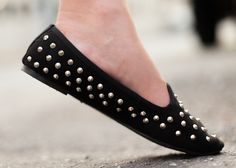 In My Dreams by Jenaly Enns: New In: Studded Loafers. I love my new shoes