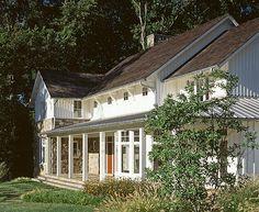 Farmhouse by Anne Decker Architects