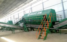 There is no doubt that Beston household waste sorting machine can efficiently classify all kinds of urban garbage. This machine is designed based on principle of the reducing the volume, turning the waste into treasure. By using the different separation systems, we could get organic, plastic, metal, brick, stone, etc. from the urban waste with high efficiency. Solid Waste, Sorting, Brick, Household, Recycling, Organic, Plastic, Urban, Design