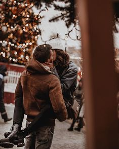 christmas couple Image about love in Co - Classy Couple, Elegant Couple, We Heart It Images, Love Images, Cute Relationship Goals, Cute Relationships, Cute Couples Goals, Couple Goals, Love Store