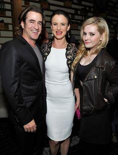 Dermot Mulroney Juliette Lewis Photos: The Weinstein Company's Holiday Party