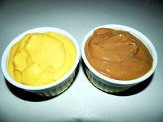 Crema de lapte fiarta, crema pasticcera sau creme patissiere Romanian Food, Romanian Recipes, Gin, Mousse, Peanut Butter, Bakery, Food And Drink, Pudding, Ice Cream